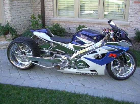 2006 suzuki gsxr 1000 16 500 or best offer 100151610 custom charles cars pinterest. Black Bedroom Furniture Sets. Home Design Ideas