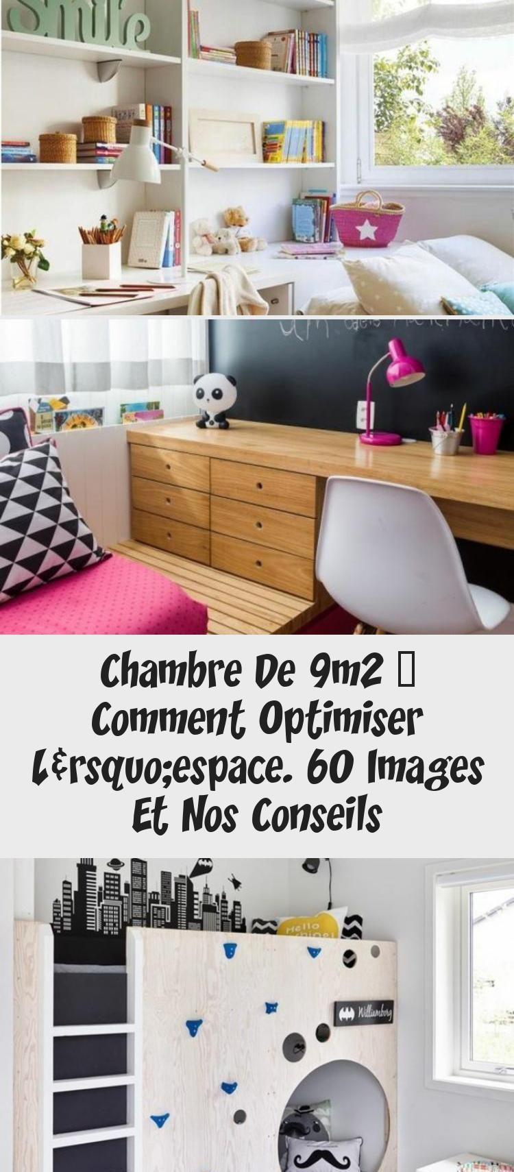 Chambre De 9m2 Comment Optimiser L Espace 60 Images Et Nos