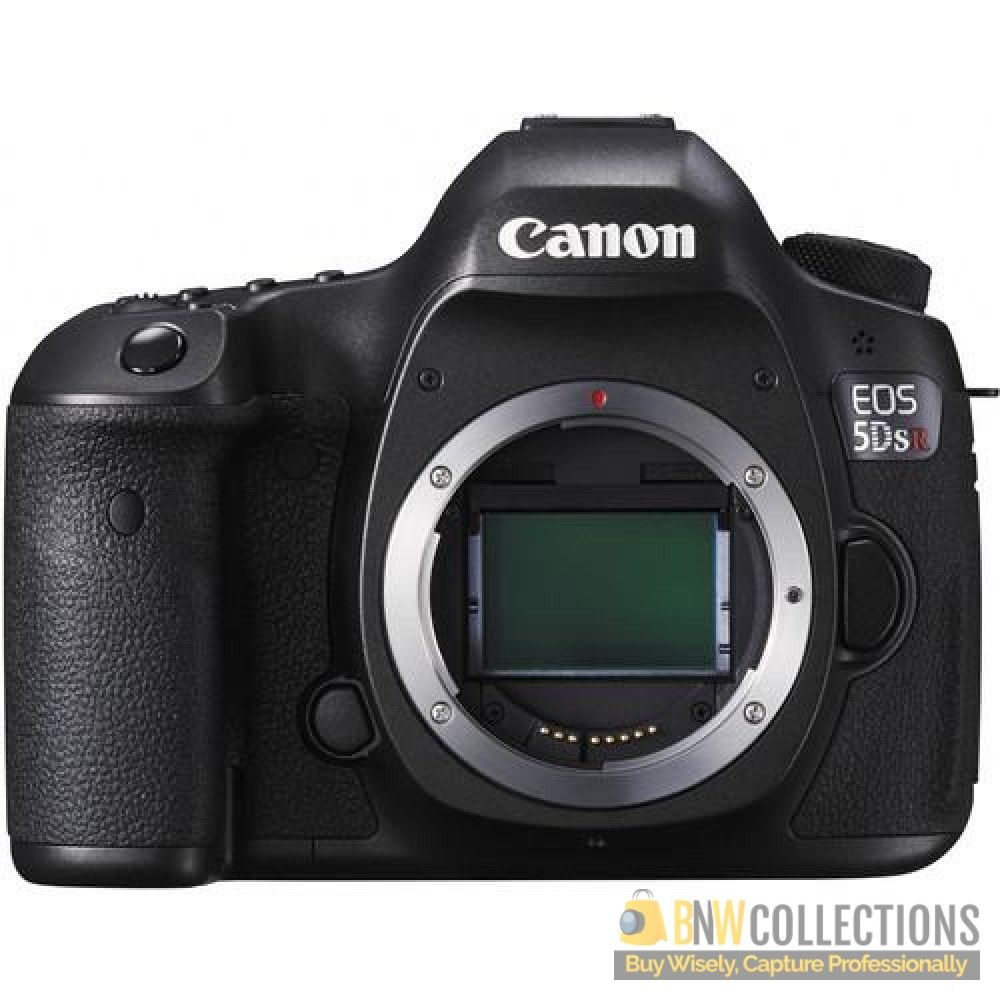 Buy Canon Eos 5ds R Dslr Camera Body Only At Best Price Features 50 6mp Full Frame Cmos Sensor Anti Flicker Compensation C Dslr Camera Canon Camera Dslrs