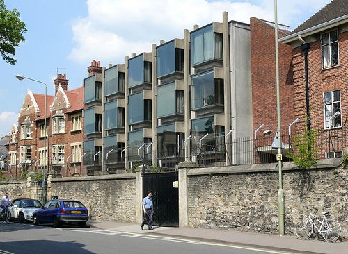 Modern Architecture Oxford somerville college, oxford | architects