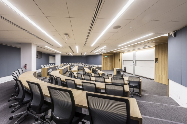 100 Seater Seminar Room Basement 1 Home Room Design Lectures Room House Rooms