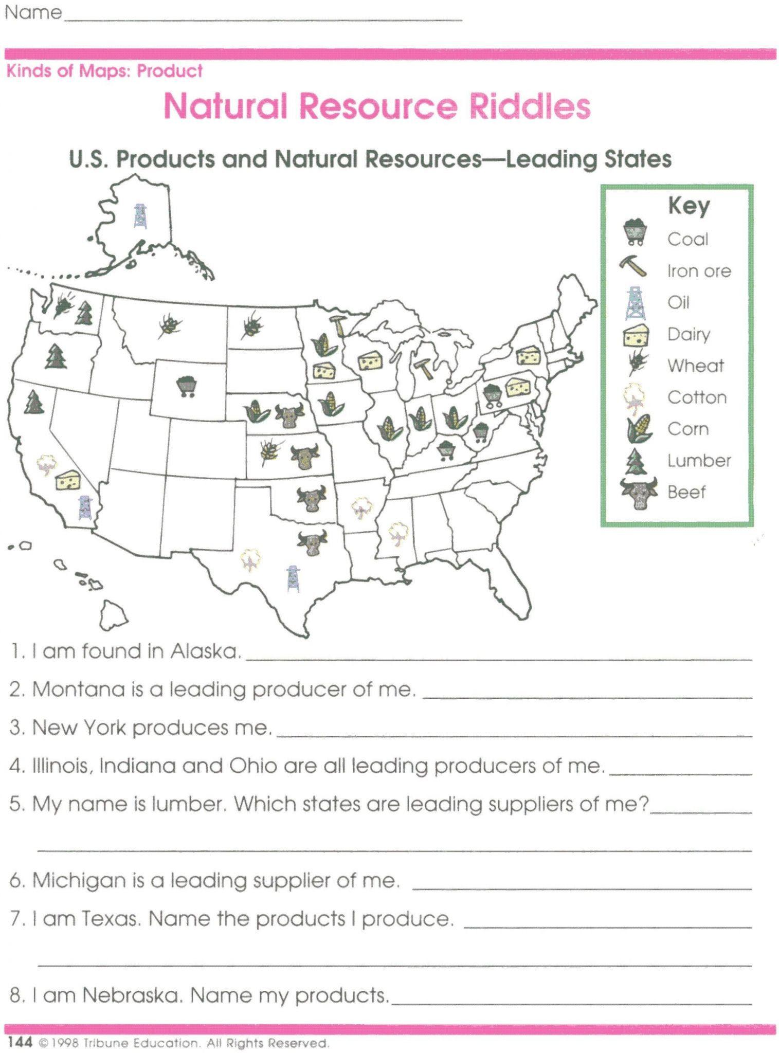 Periodic Latitude And Longitude Worksheet Answers