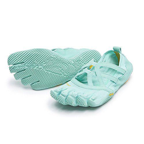 Footwear · Vibram FiveFingers Womens Alitza Loop Barefoot Shoes Mint ...