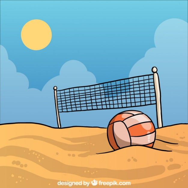 Download Beach Volleyball For Free In 2020 Europe Travel Photos Beach Beach Volleyball