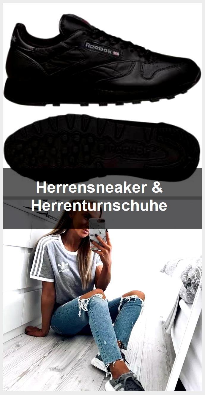 Herrensneaker & Herrenturnschuhe