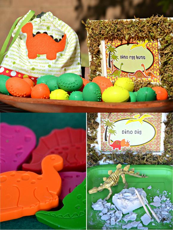 Dinosaur Birthday Party Ideas Printables Dinosaur party favors
