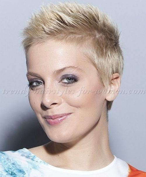 Short Hairstyles Short Spiky Hairstyles For Women Long Hairstyles Super Short Hair Short Spiky Haircuts Short Spiky Hairstyles