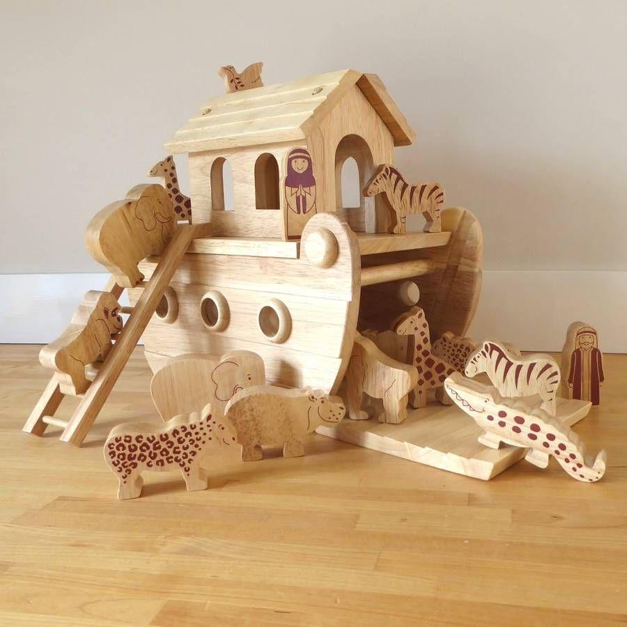 Wooden Toys Diy, Noahs Ark