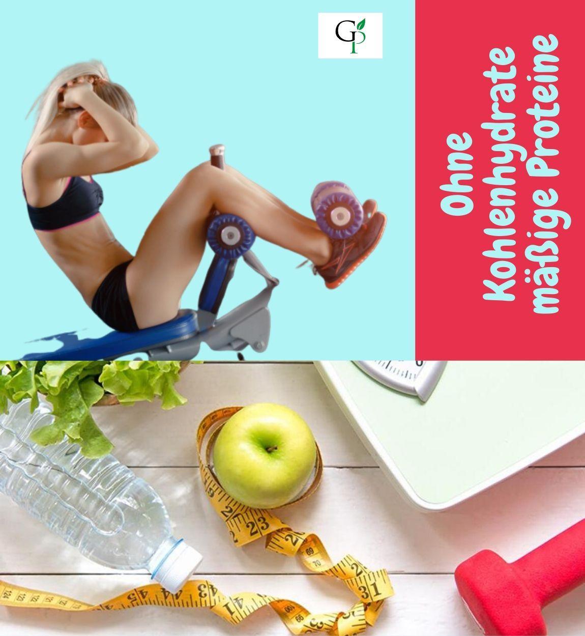 Wie man Gewicht verliert, ohne Diät zu halten und Foren zu trainieren