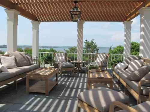 Pergola terrasse: 48 idées pour une déco extérieure moderne ...