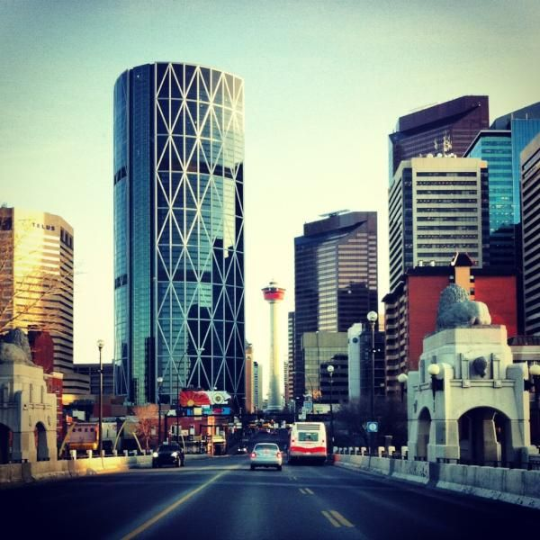 Calgary Alberta Canada Worked With Alberta Treasury Govt Schedule Took A Bit To Get Used And Only Saw The City Vancouver Canada Drumheller Western Canada