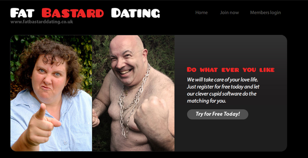 Online dating if you are fat
