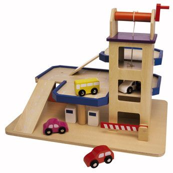 Toy Garage With Elevator Ideas To Build Pinterest