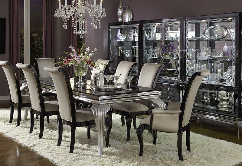 Michael Amini Furniture Designs Amini Com With Images Dining