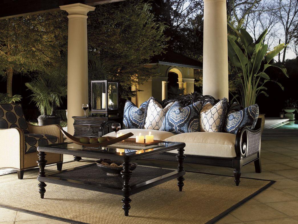 Merveilleux Royal Kahala Turtle Bay Sofa, Koko Chair And Tropic Cocktail Table,  Lexington Home Brands. Love This Outdoor Furniture.