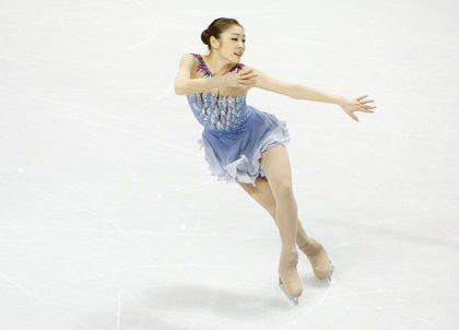 Kim Yuna.