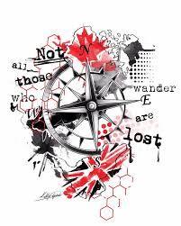 Résultats de recherche d'images pour « trash polka tattoo »