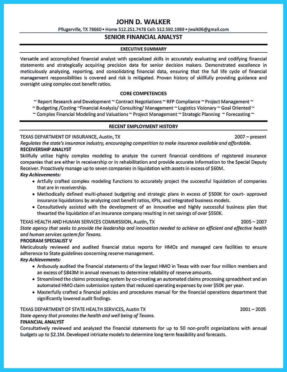 Cool High Quality Data Analyst Resume Sample From Professionals, Check More  At Http:/
