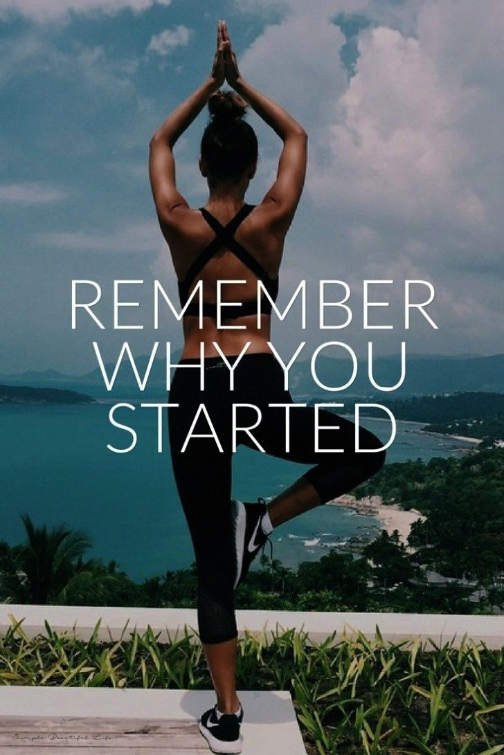 #motivational #remember #started #fitness #famous #quotes #health #best #why #you #and #40Remember w...