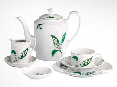 dior tableware lily of the valley - Google Search   Kevad ja ...