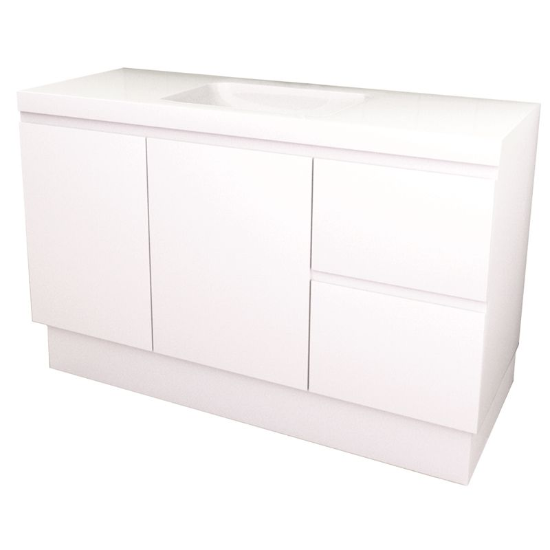 Picture Collection Website Find Everhard mm Bloom Bathroom Vanity with Right Hand Drawer at Bunnings Warehouse Visit your