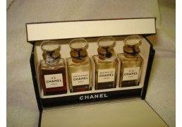 4 Vintage Chanel pure Parfum