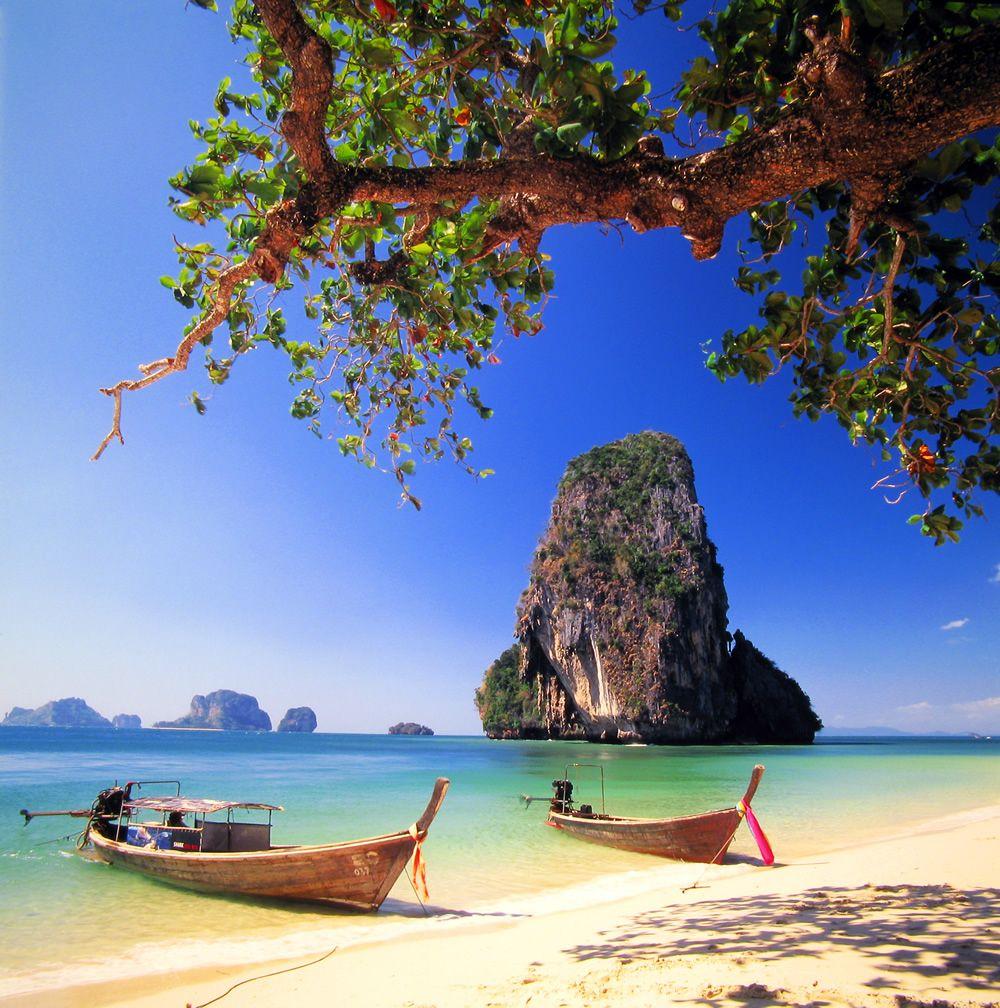 Smekmånad Thailand