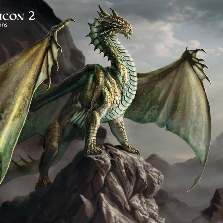 Bronze dragon | Forgotten Realms Wiki | FANDOM powered by ...