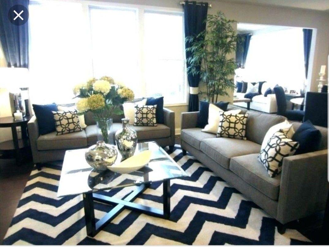 Pin by Maisarah Abdullah on living room deco ideas Navy