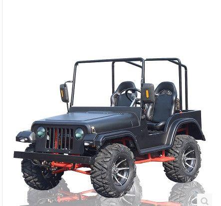 Barato Grande ATV de quatro rodas da motocicleta 200CC site mountain bike viagem de carro Jeep kart CVT, Compro Qualidade Go Karts diretamente de fornecedores da China: frete grátis para o porto de seu país:1. Como todos os nossos produtos são em sua maioria não é um pequeno parcela que p