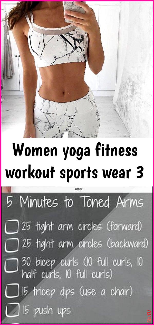 Women yoga fitness workout sports wear 3 Women yoga fitness workout sports wear 3 Nicholas Jones nic...