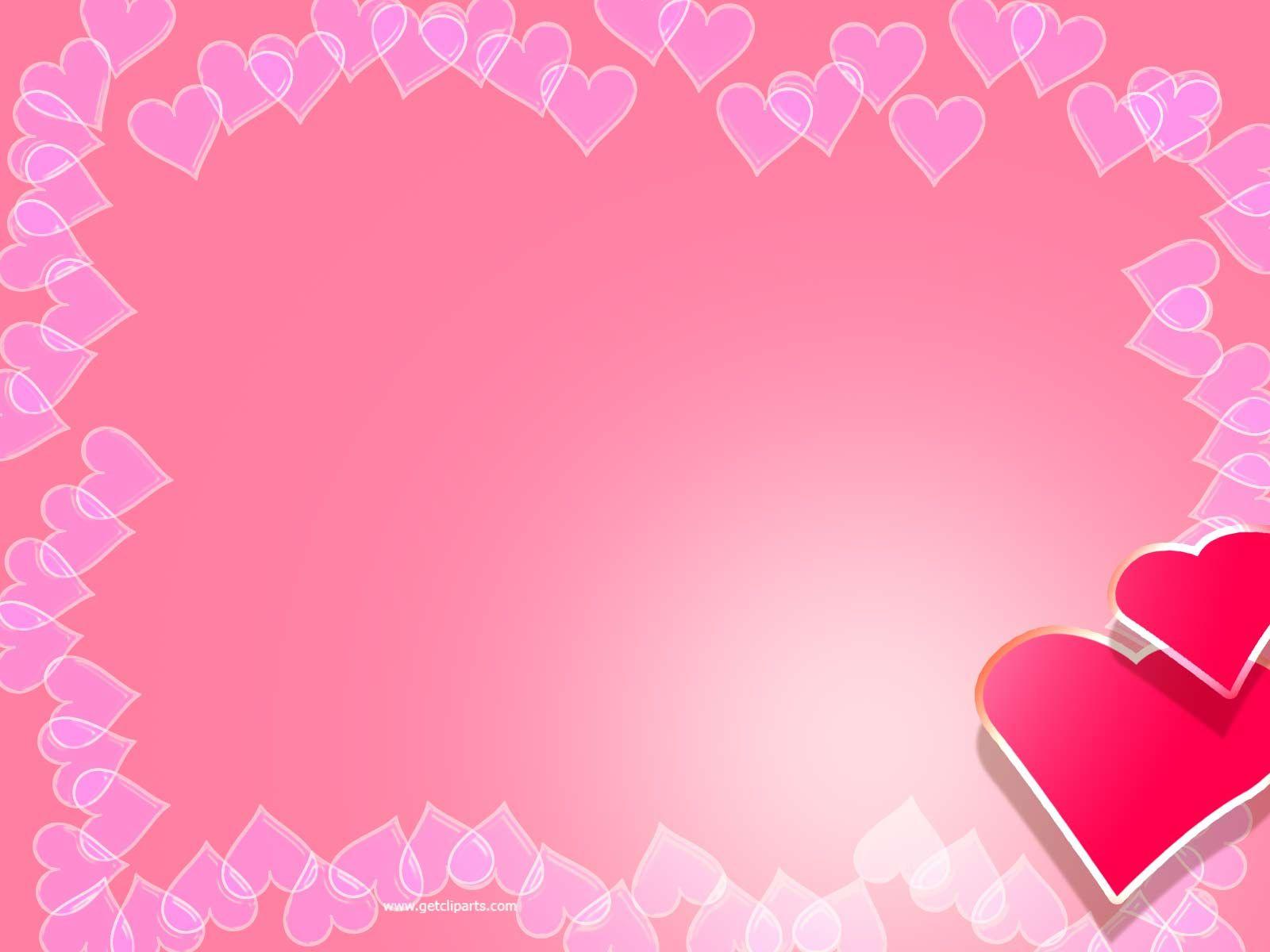 Фон сердечки для открыток, международный день молодежи