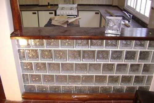 Barraladrillos de vidrios nuevos sin uso en caja precio x - Ladrillos de vidrio precio ...