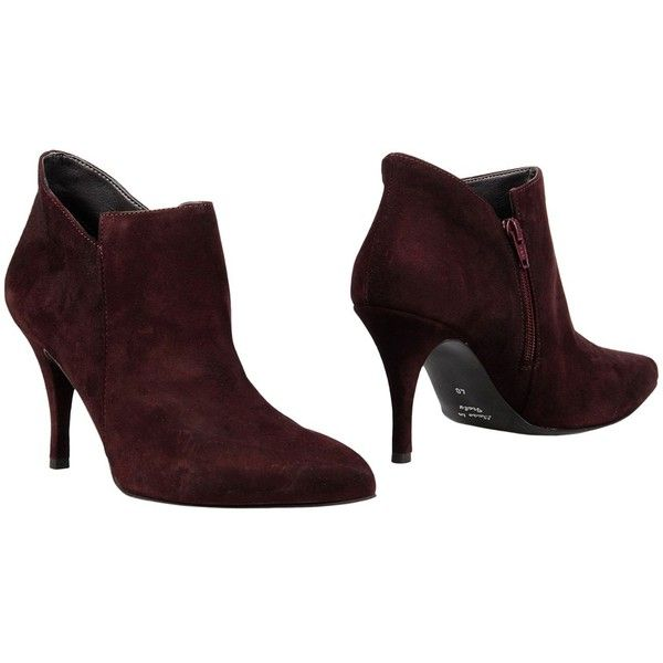 471bfb7a8c8 George J. Love Bootie ($36) ❤ liked on Polyvore featuring shoes ...