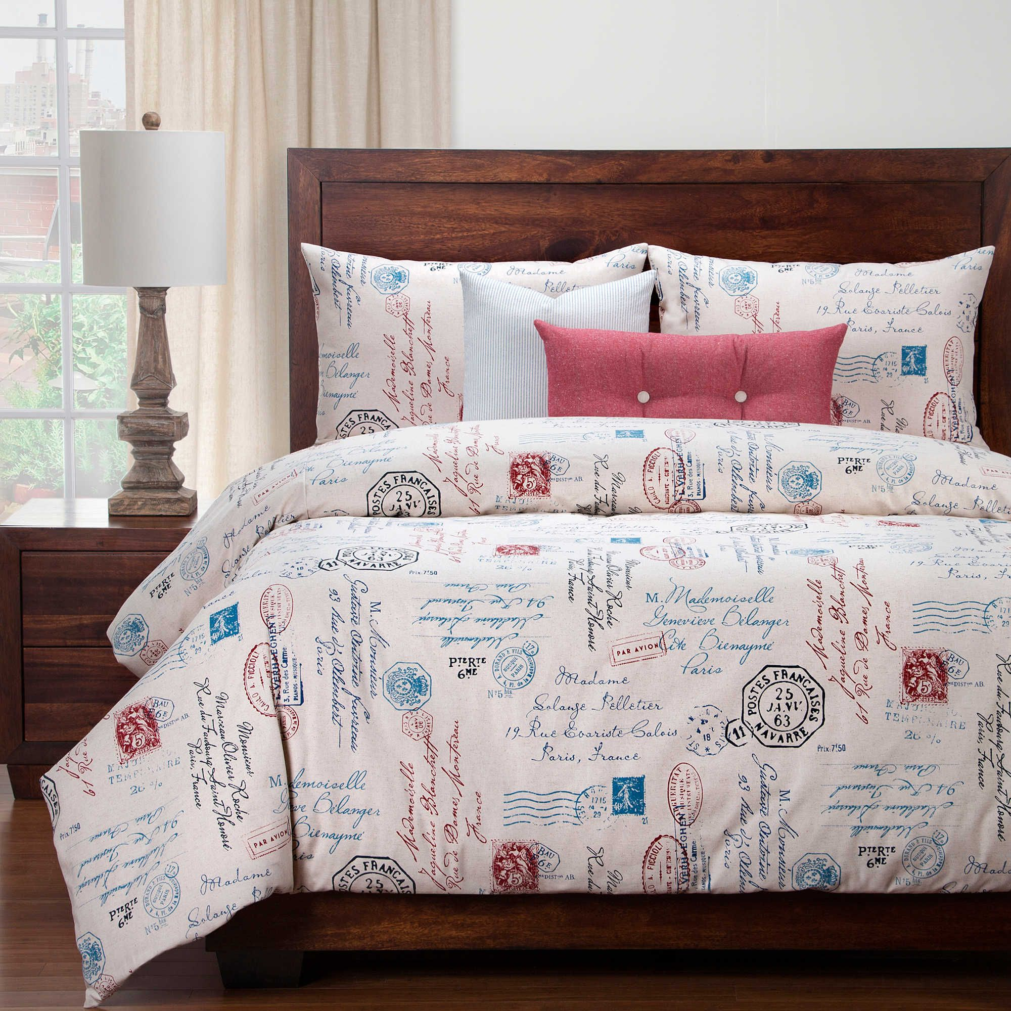 by product grain vintage cover sack farmhouse duvet covers