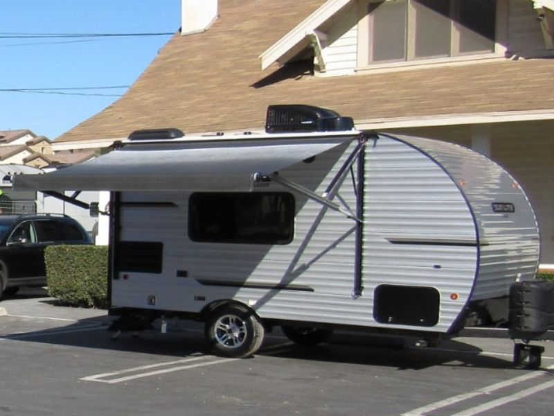 2020 Sunset Park Rv Sun Lite 16bh Rvs For Sale Used Rvs For