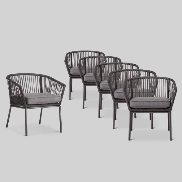 standish 6pk patio dining chair