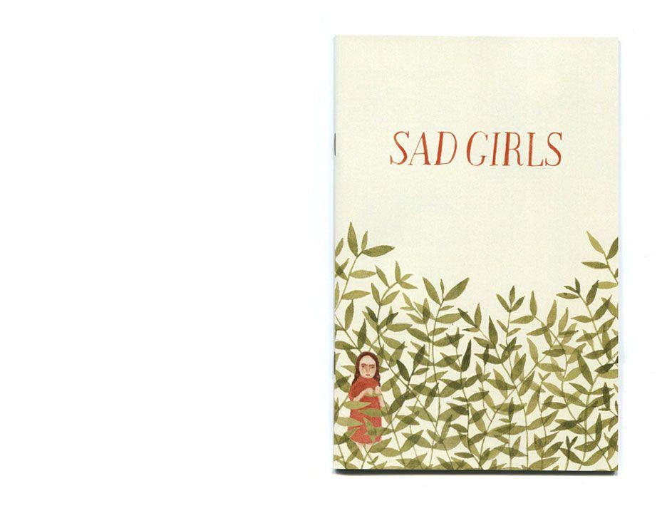 Sad GirlsIssue 2, cover byRachel Levit