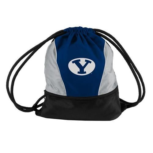 BYU Brigham Young University Bag String Sprint Backsack