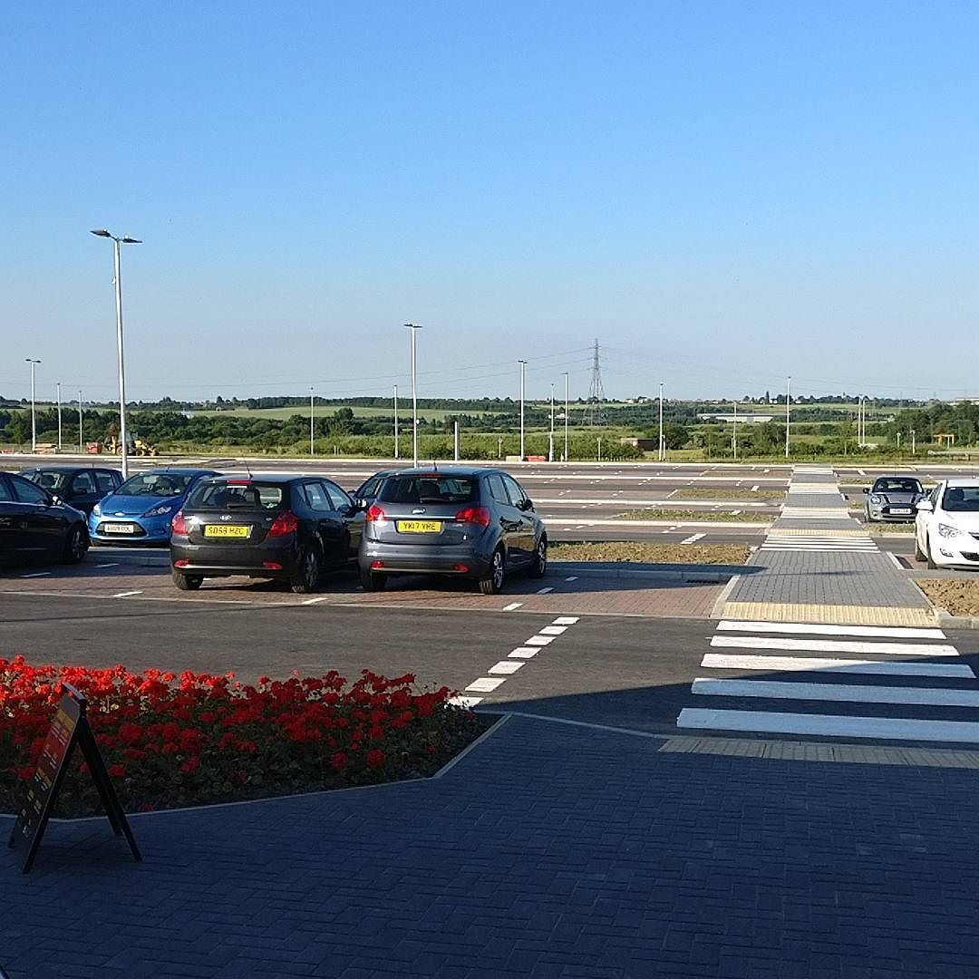 New Park and ride #leeds