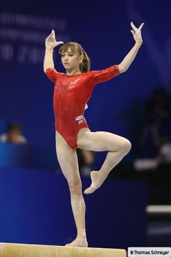 US gymnasts 1st in qualifying at worlds in Tokyo - The San