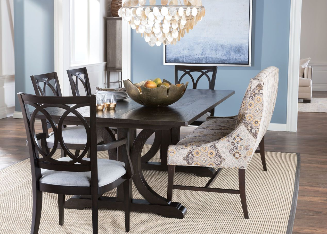 Corin Trestle Dining Table Dining Tables