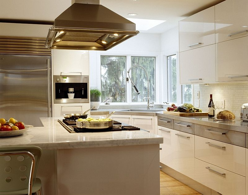 Kitchen Corner Decorating Ideas, Tips, Space-Saving Solutions