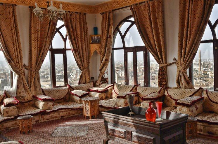 Al Tayramanh Sanaa Yemen A Room Usually Located At The Top Most