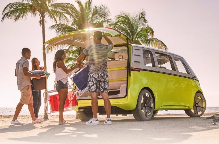 The 2020 Volkswagen Bus Is Coming To Surprise The Market That Vw Automaker Now Come With A New Generation Of The Legendary Wagon Ack Vw Bus Volkswagen Mini Van