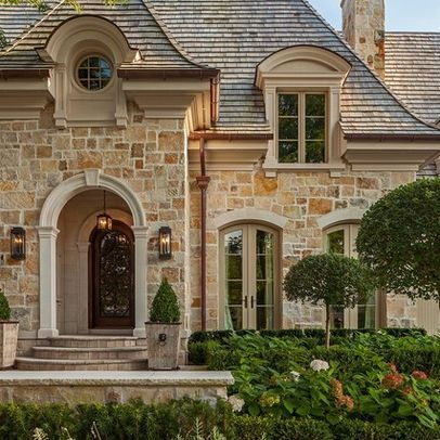 Brick And Stone House Design Ideas, Pictures, Remodel, And Decor   Page 20