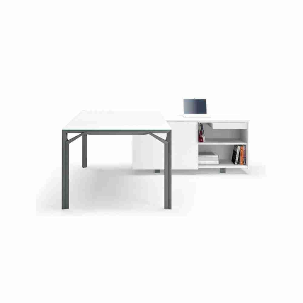 Plateau En Verre Ikea Malm Di 2020 Minimalis
