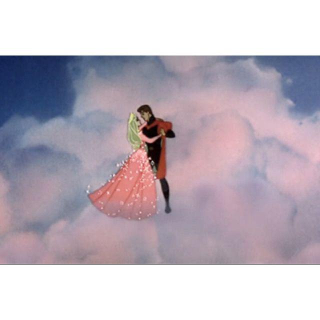 Sleeping Beauty - this is my favorite scene