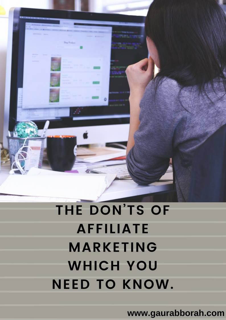 Affiliate marketing is a multibillion dollar industry