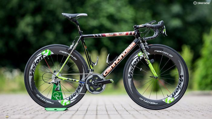 Cannondale Lets Animals Loose On The Tour Road Bike